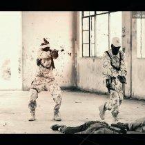 Askar si cajiib ah loogala baxay guri kuyaal Baardheere kadibna ladilay [Warbixin].