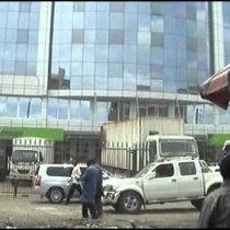 Ganacsato Soomaaliyeed oo lagu qafaashay magaalada Nairobi.