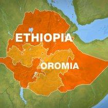 Xukuumad KMG ah oo looga dhawaaqay gobolka Oromia ee dalka Itoobiya.