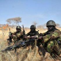 Sarkaal Muqdisho lagu dilay iyo melleteriga Kenya oo Jubbada hoose lagu weeraray.