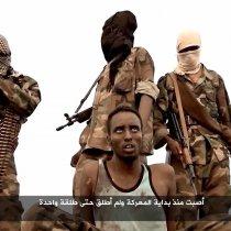 Sawirro:Al Shabaab oo Muuqaallo Argagax leh soo Bandhigtay Maleeshiyaadka Axmed Madoobe oo Gowrac iyo Toogasho Lagu Laayay.