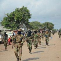 Al Shabaab oo la wareegay gacan ku haynta deegaan ku dhow Baraawe.