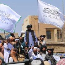 Sawirro: Reer Afghanistan oo dhigaya dabaal degyo ay ku muujinayaan farxadda Xuriyadda.